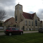 This lutefisk dinner was held at Christ Lutheran Church in DeForest