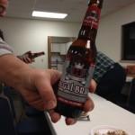 Regal Brau: proudly brewed by Minhas Brewery in Monroe.