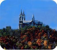 A View of the Basilica of Holy Hill