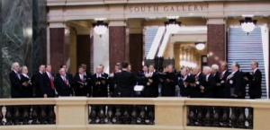 MMC Sing in Capitol Rotunda