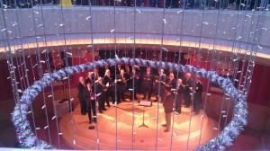 MMC Singing at International Festival