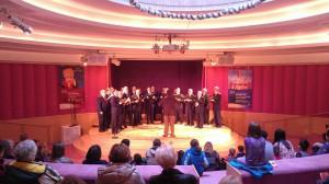 MMC Singing at International Festival - 1