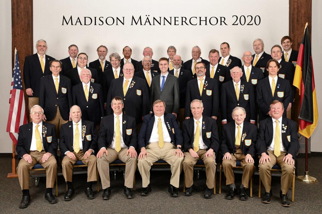 2020 Choir Portrait
