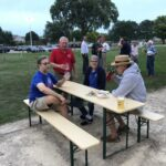 Meeting at Olbrich Park